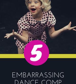5 embarasing Comp moments