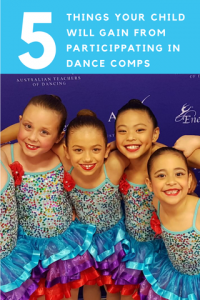 5 things from Dance Comps